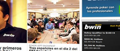 El poker llega al As con Poker-Red y bwin