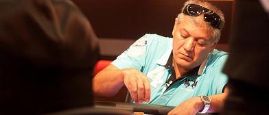 Dragan Kostic, en la mesa final de Barcelona.