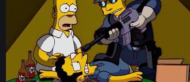 Ya lo predijeron los Simpsons...