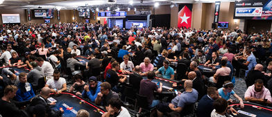 La plaza estaba... / Neil Stoddart - PokerStars LIVE