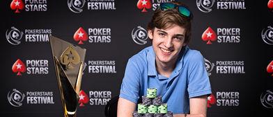 Toda una carrera por delante. / PokerStars LIVE