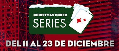 Las Christmas Poker Series prometen caldear el espíritu navideño en Casino Barcelona - Poker_red_539x258_christmas_poker.jpg