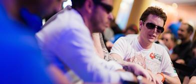 Su última aparición con el parche. / PokerStarsBlog