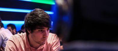 Jon Gurrutxaga 'cabesa' en el Casino Kursaal