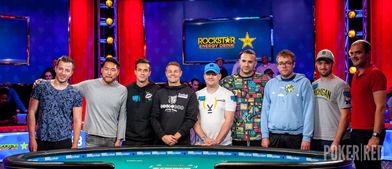 Los 9 finalistas, con 1 millón de dólares garantizados