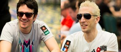 Haxton y Elky, los señalados por Negreanu. / PokerStarsblog