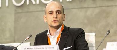 Mikel López de Torre, Presidente de Jdigital. Foto: Infoplay