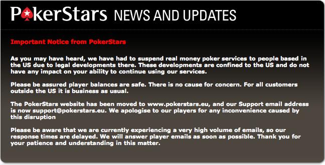 pokerstars abandona mercado americano